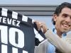 Carlos Tevez new Juventus no. 10