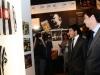Carlos Tevez at Juventus Museum