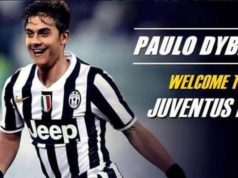 Paolo Dybala Juventus
