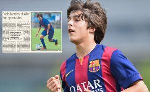 Pablo Moreno Juventus